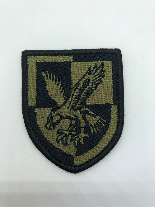 16 Air Assault Patch. Subdued