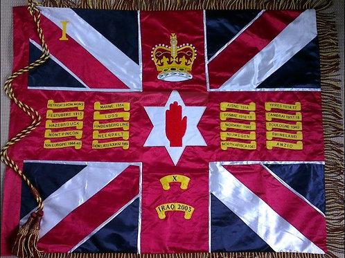 1st Bn Irish Guards Regimental Colour