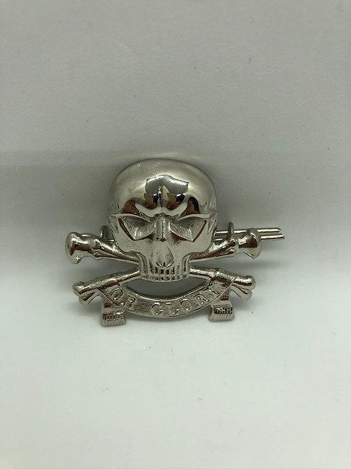 17th/21st Lancers Cap Badge