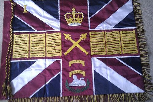 1st Battalion Coldstream Guards Pre 1990 Colours