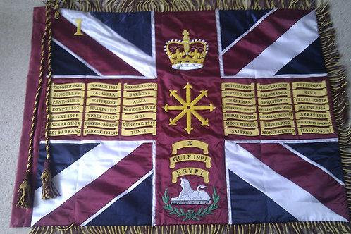 Colstream Guards Regimental Colour