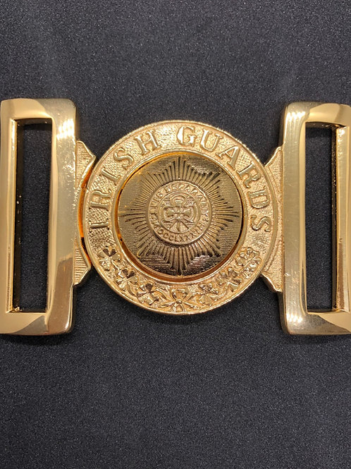 Irish Guards Belt Buckle