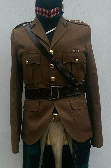 Royal Regiment of Scotland Captains Dress Uniform