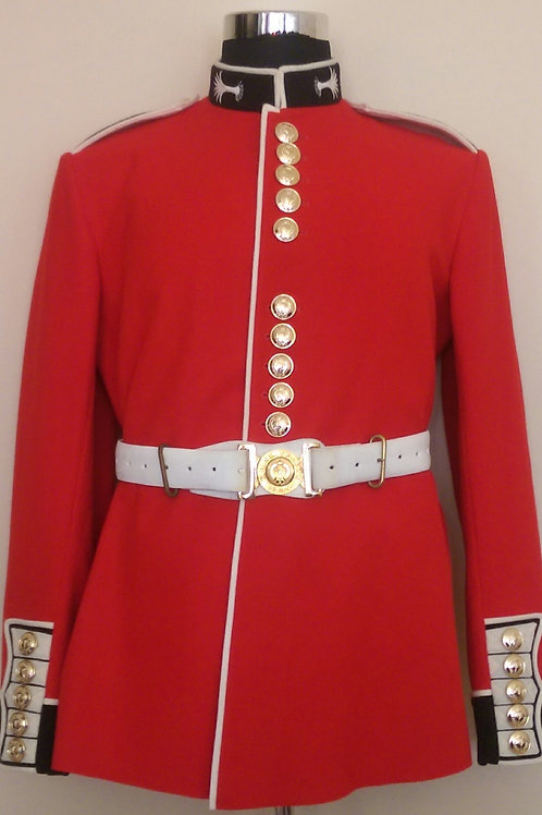 Welsh Guards Ceremonial Tunic