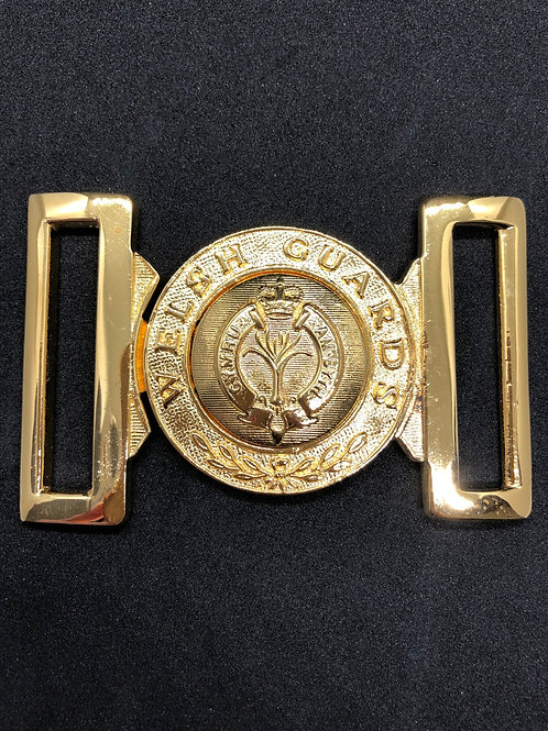 Welsh Guards Belt Buckle