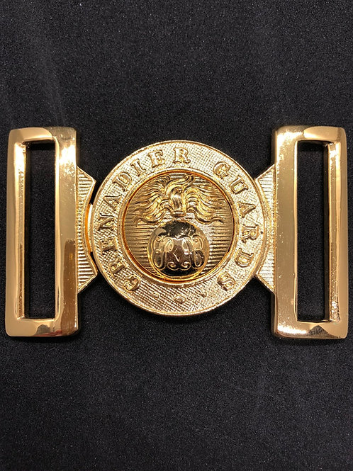 Grenadier Guards Belt Buckle