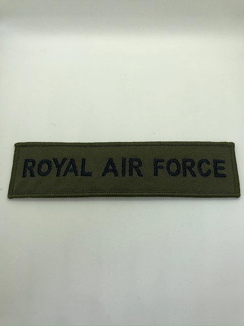 RAF Breast Insignia