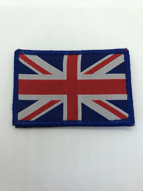 Union Jack Patch (Velcro)
