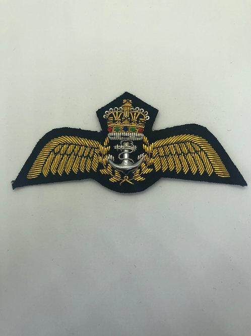 Fleet Air Arm Pilots Wings. No.1 Dress