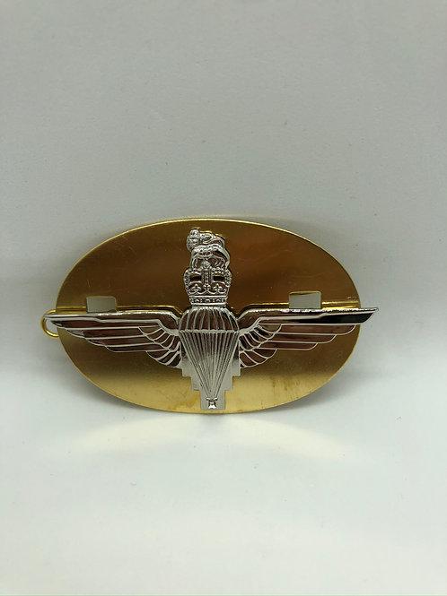 Parachute Regiment Silver