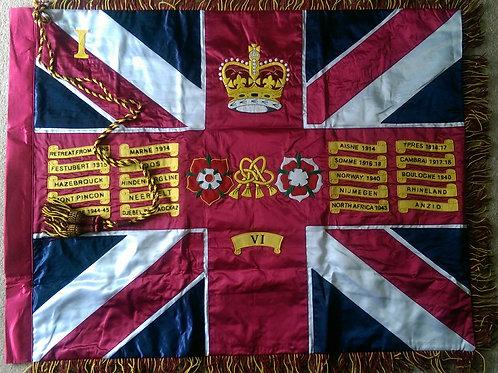 Irish Guards Regimental Colour