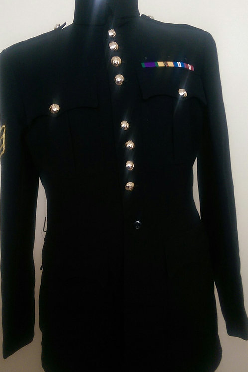 Irish Guards Blues Patrol Tunic Sergeants
