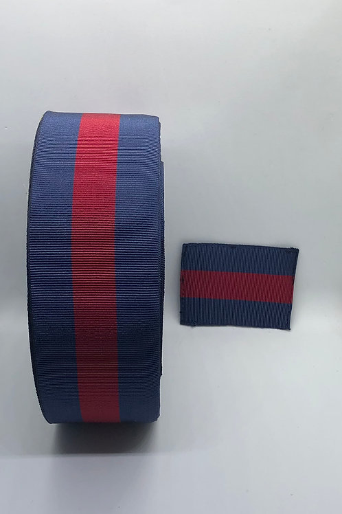 Guards Ribbon Cap Badge Backing