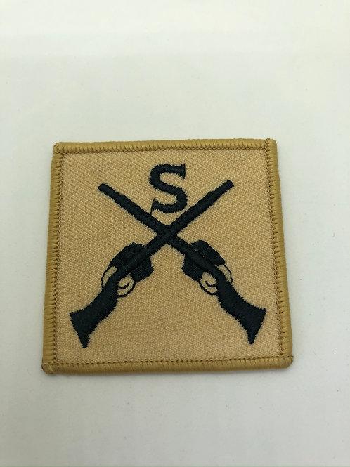 Sniper Qualified Insignia (Desert)