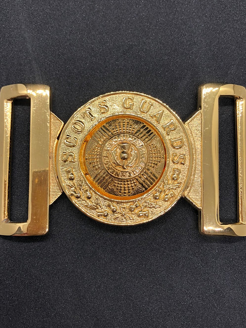 Scots Guards Belt Buckle