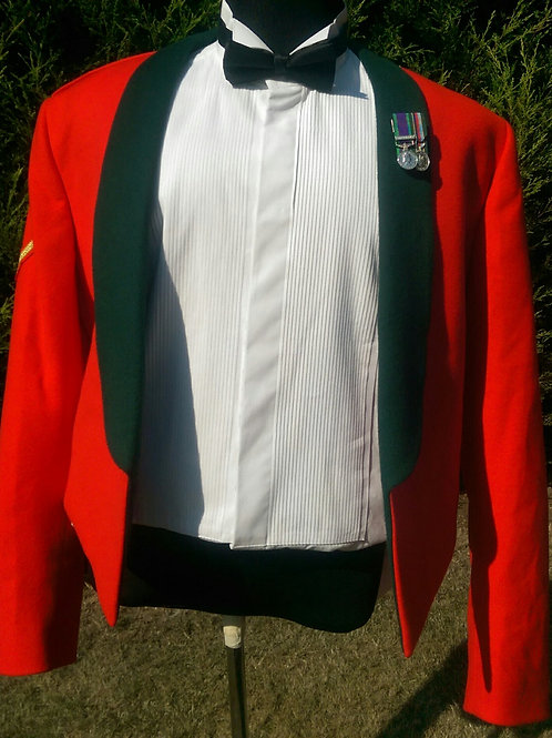 Worcestershire & Sherwood Foresters Mess Dress