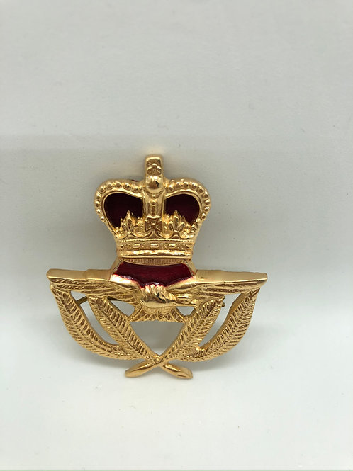 RAF Warrant Officer