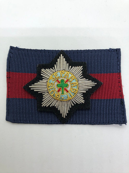 Irish Guards Officer