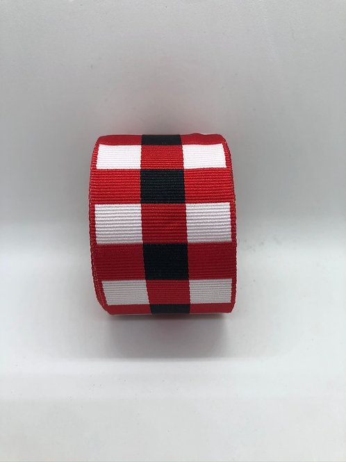 Scots Guards Forage Cap Badge Ribbon