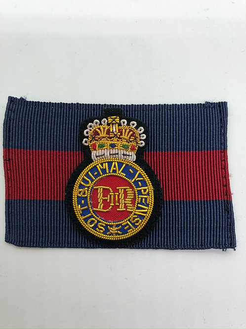 Household Cavalry Lifeguards Officer