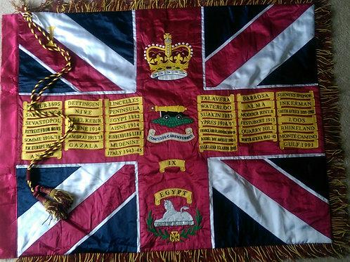1st Battalion Scots Guards Regimental Colours