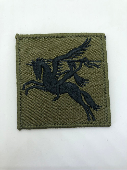 Pegasus Airbourne Patch. Subdued