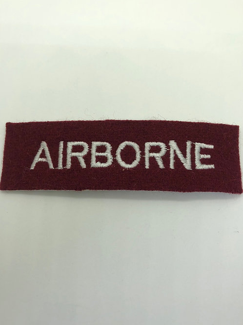 Airbourne Breast Patch