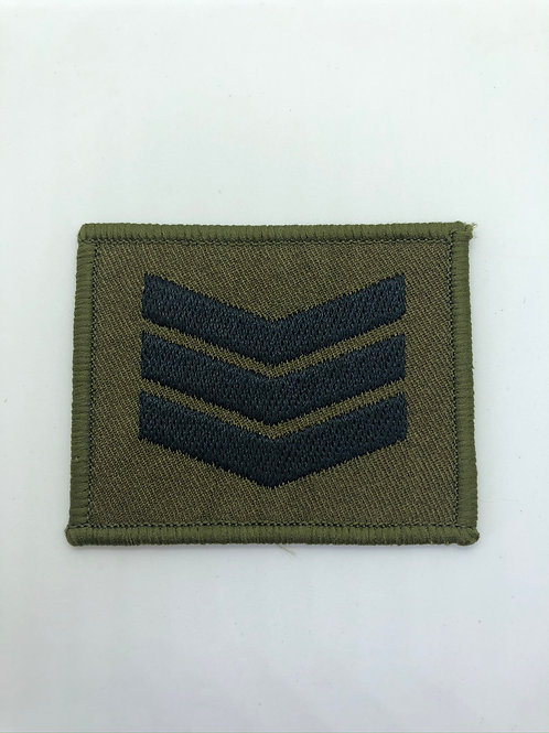 Sergeant Rank Insignia (Subdued)
