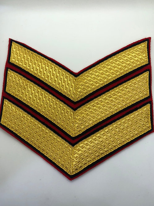 Sergeant Guards Rank Insignia