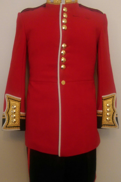 Irish Guards Officers Ceremonial Uniform