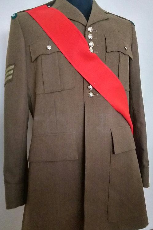 Irish Guards FAD Two Dress.