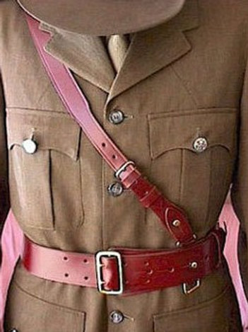 British Army Pattern Sam Browne