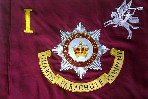 Guards Parachute Company Colour