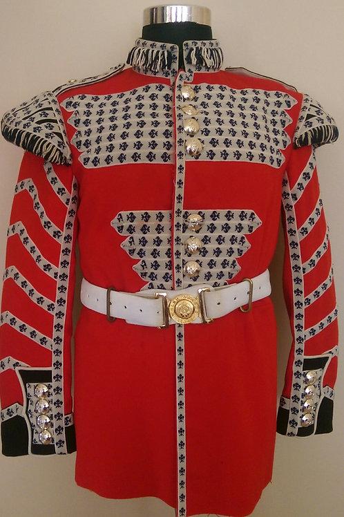 Irish Guards Drummers Tunic