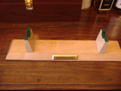 Solid Wooden Stand
