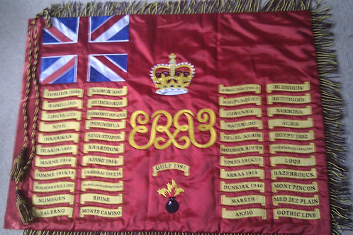 2nd Battalion Grenadier Guards Queens Colours
