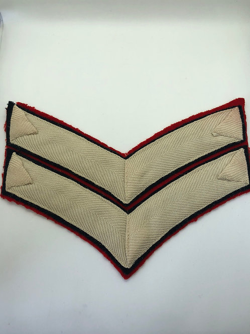 Corporal Guards Rank Insignia