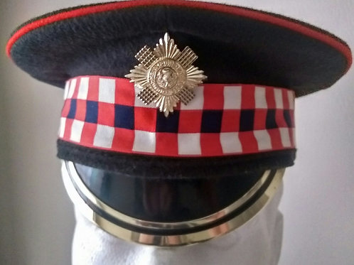 Scots Guards lance Seargeants Forage Cap 57