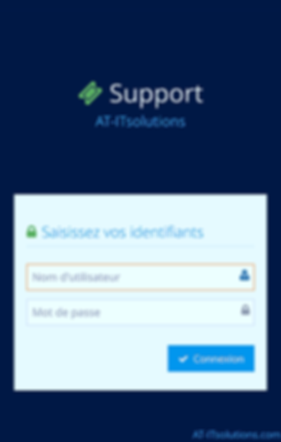 Support AT-ITsolutons
