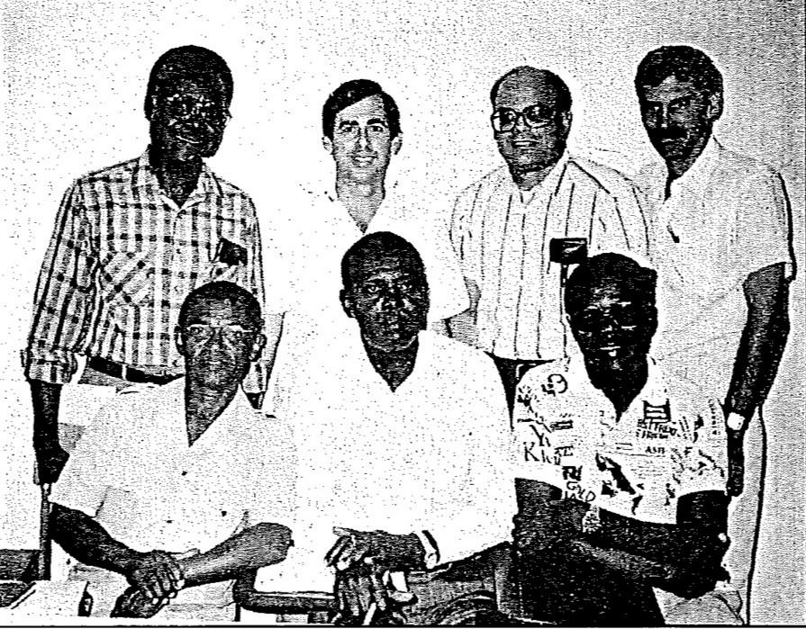 1987 CMB Board of Directors