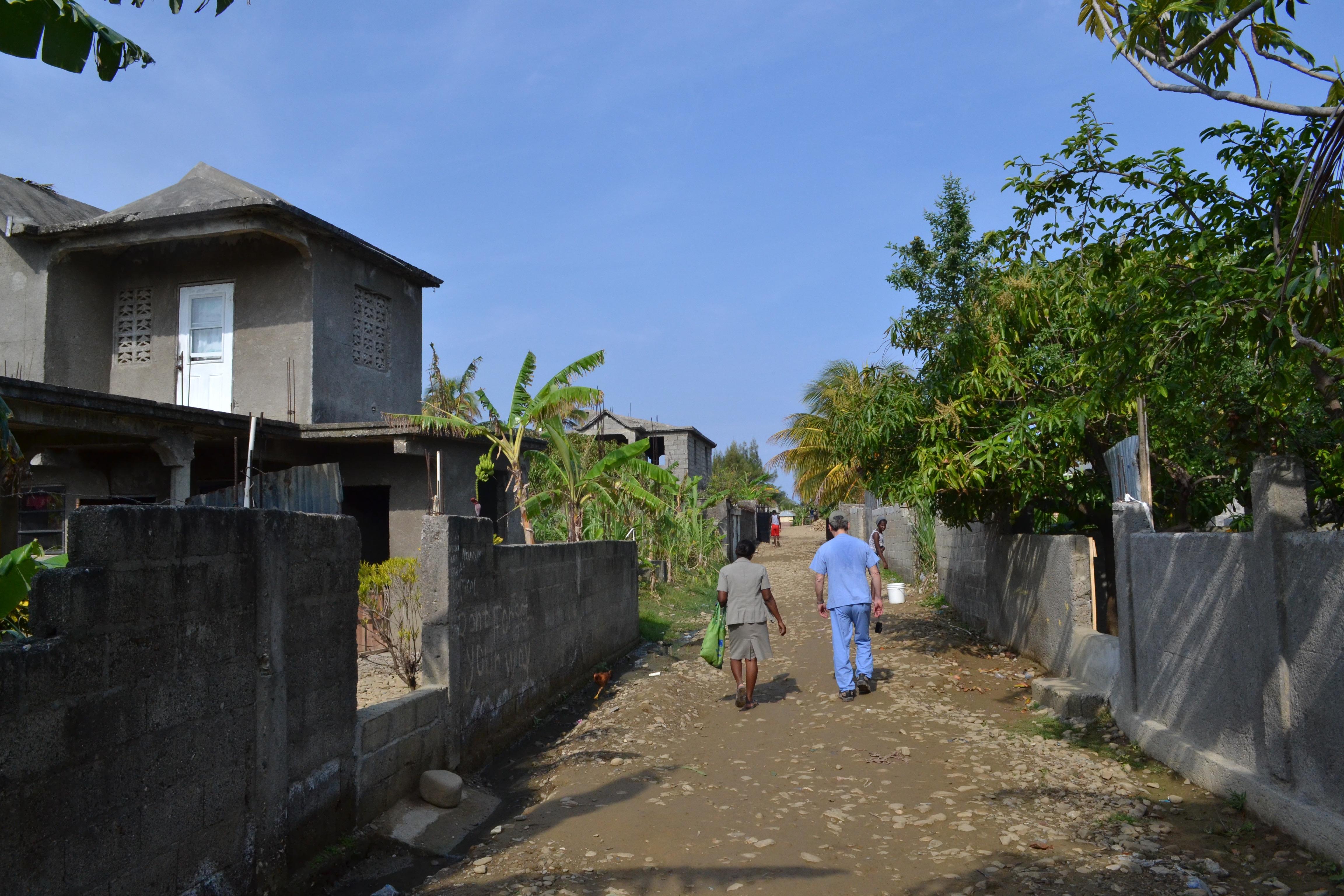 La Pointe, Haiti