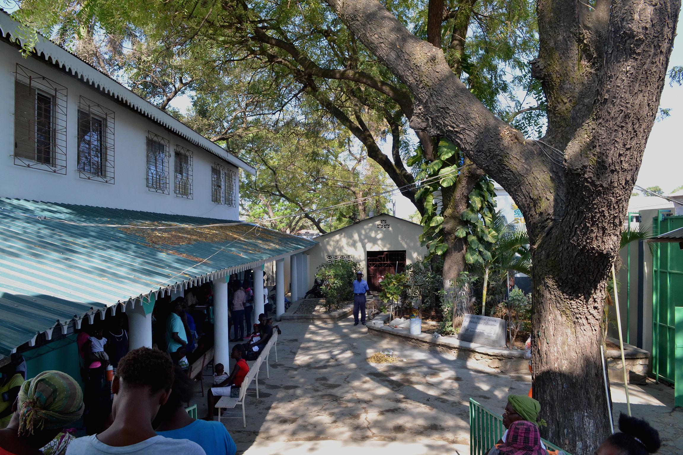 Centre Medical Beraca in La Pointe