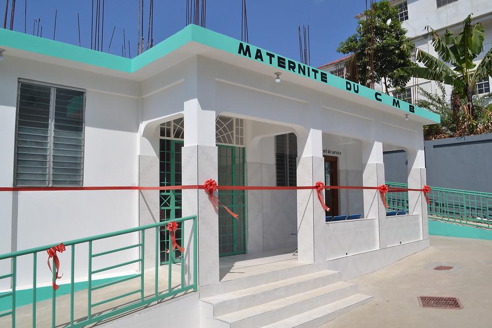 CMB Haiti Maternity Ward grand opening