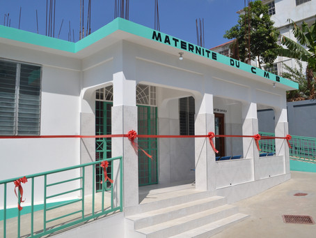 6 years in making: maternity ward opens!