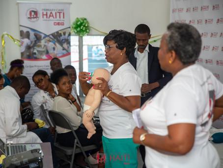 Primary Care Haiti Training Week
