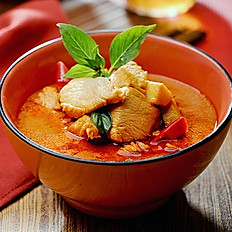 C4. Red Curry