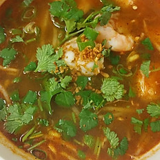 N3. Tom Yum Noodle Soup