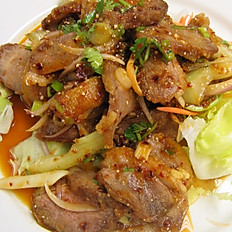S9. Wild Ginger Thai Duck Salad