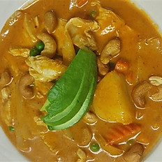 C1. Massaman Curry