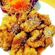R12. Sesame Chicken
